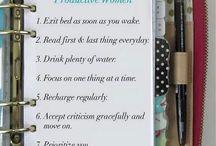 7 habits of successful women