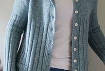 Petite veste tricot