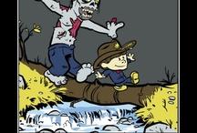 The Walking Dead Cartoons