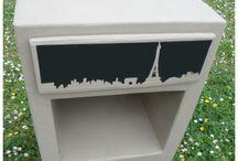 Muebles de Cartón, Cardboard Furniture / Muebles de Cartón, Cardboard Furniture