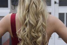 bridesmaids hair 1