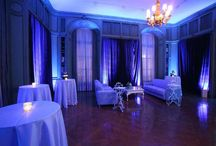 Lighting / DJ, Photo Booths and YES we can do Lighting! Here are some of our favorite lighting we have seen on Pinterest!