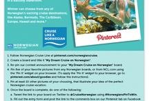 My Dream Family Cruise Vacation on Norwegian / Having fun on a Norwegian Cruise Line / by Betty Antibus