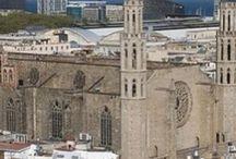 Imatges de Barcelona, antigues i modernes.