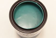 DESTIN GULF GREEN / NON-TOXIC | NO VOC'S | NO SOLVENTS… NATURAL CHALK + CLAY PAINT FOR FURNITURE AND HOME DECOR #cececaldwellspaints #diy #chalkandclaypaint  / by CeCe Caldwell