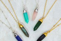 Layered necklace / by Danique Jewelry