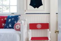 x. NAUTICAL DREAMS .x / Nautical decor. ⚓️ / by Alannah Bolt