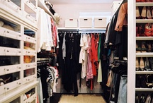 Closet re-do / by Suzanne Sharp