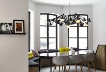 Salle à manger · Dining Room | FOCUS