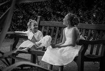 Young bridesmaids/flowergirls / Flowergirls