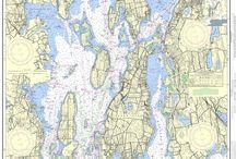 NOAA Charts / NOAA (National Oceanic and Atmospheric Administration) Nautical Charts
