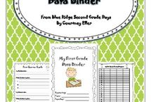 Student Data Binder/Goal / by Laura Gallion