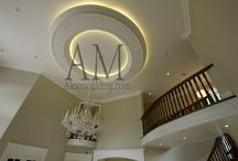 Custom Millwork Arches Panels / Custom Millwork, Arches Panels, Casing Openings Design