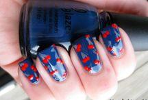 Nails, nail polish, and more! / by Sheska Ocasio