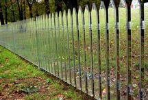 Verjas - fences