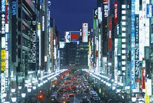 Tokyo lights/Day and Night / Fotoserie Japan 2019