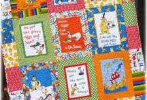 Quilt patterns Dr Seuss