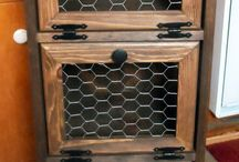 Woodworking Ideas/Projects / by Shawn Henrichs