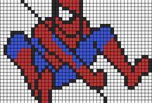 tejido super heroes