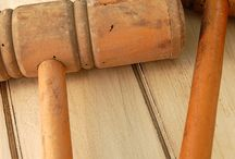 Wood restorations