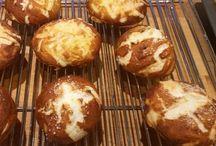 Glutenfrei Brot/ Brötchen/ Laugengebäck/Hefegebäck