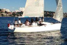 Sailing / Yacht racing and cruising