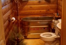 Country bathrooms