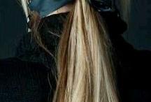 Softball/basketball hair