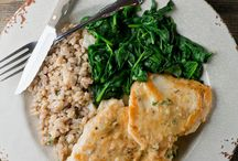 Easy Dinners / easy, quick dinners