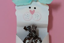 Candy Crafts - Spring