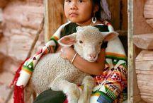 Crianças & animais / Kids & cute animals