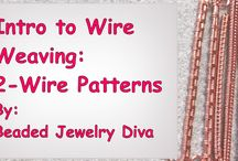 Wire weaving tutorial