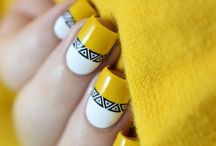 Nail art to showcase