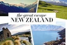 New Zealand.... / An island country in the southwestern Pacific Ocean.