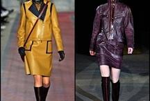Tendinte internationale din moda femei / Fii mereu la curent cu cele mai recente tendinte din moda femei si colectiile designerilor internationali prezentate doar pe StyleAndTheCity.ro!
