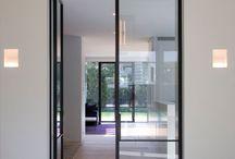 Jair en Lonneke - interieur / inspiratie interieur, deuren, kleuren, etc.
