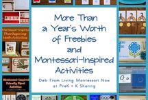 Montessori / by Caro_frenchy