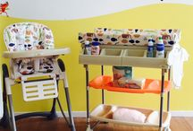 Baby Furniture / Feeding your baby in style.