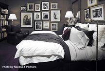 Mature bedroom