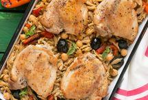 platos mediterráneos
