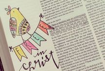 Bible Journaling / by LifeMadeLovely