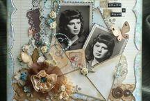 Vintage/Heritage layouts / by Jen Waugh