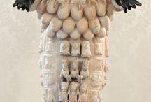 Gudinner, goddess / Svart Artemis