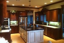 My cabinets / Different cabinets, furniture etc that I have built