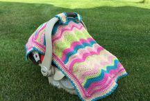 Crocheting and knitting inspiration