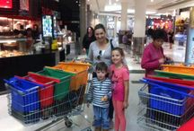 Happy Customers / Happy customers who have bought our Trolley Bags - reusable grocery shopping bags at www.packingsorted.co.uk