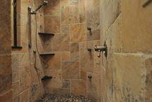Door less showers