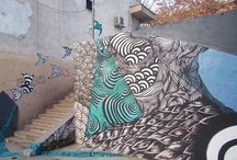 World of Urban Art : JANA DANILOVIC  [Serbia]