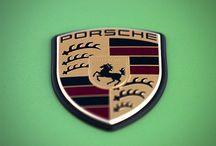 Porsche por Pinterest