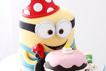 Cakes / Astonishing cakes of all different types